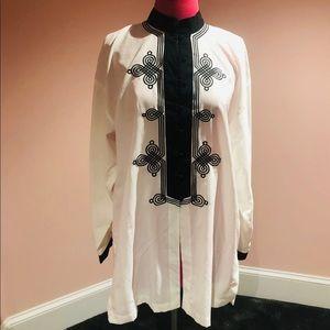 Vintage long tunic